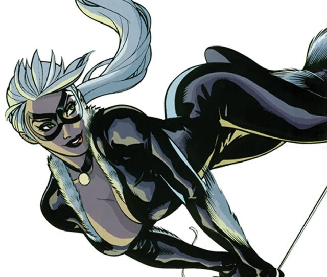 Black Cat Felicia Hardy By Terry Dodson