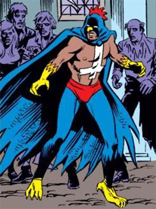 Black Talon Marvel Comics Barone Voodoo Amp Zombies Guy Profile