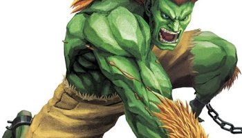 Blanka - Street Fighters - Second take - Character profile