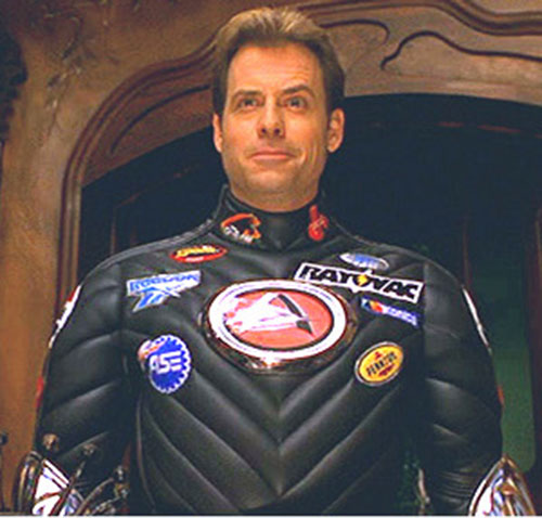 Mystery Men  Greg Kinnear  Captain Amazing  Character