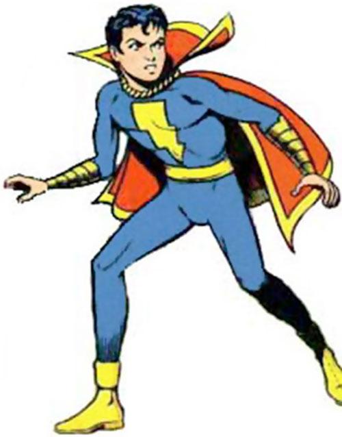 Image result for captain marvel jr