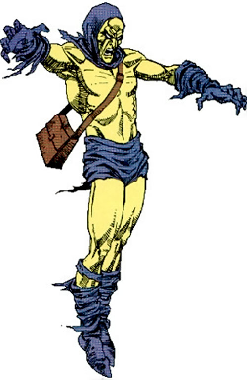 Carrion I  Marvel Comics  SpiderMan enemy  Character