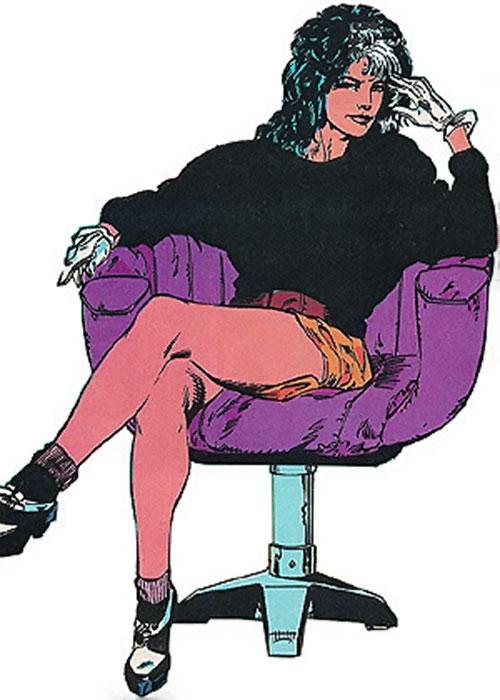 Contessa Valentina Allegra de la Fontaine  Marvel Comics