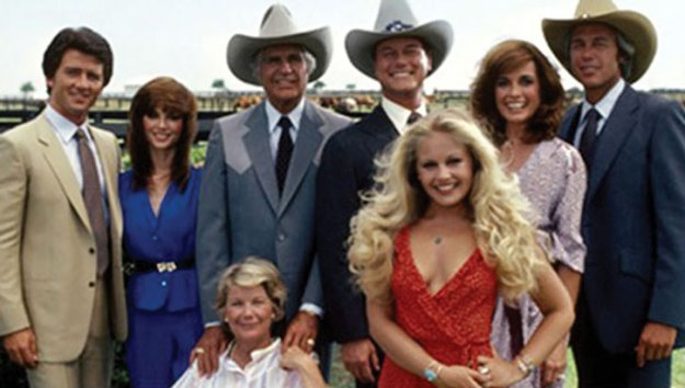 Image result for dallas the tv show