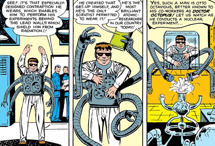 doctor octopus marvel comics