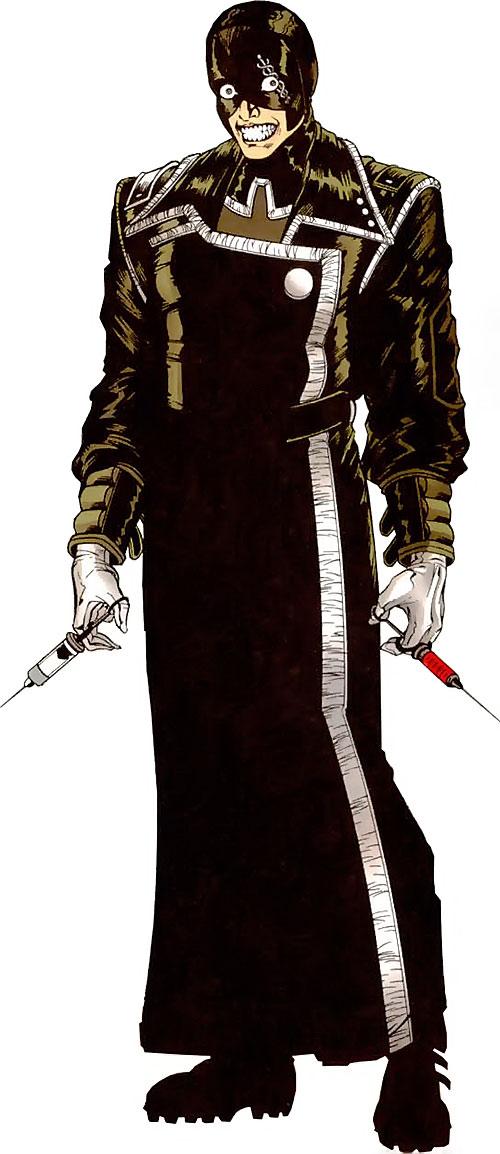 Image result for dc comics dr. poison villainy inc.