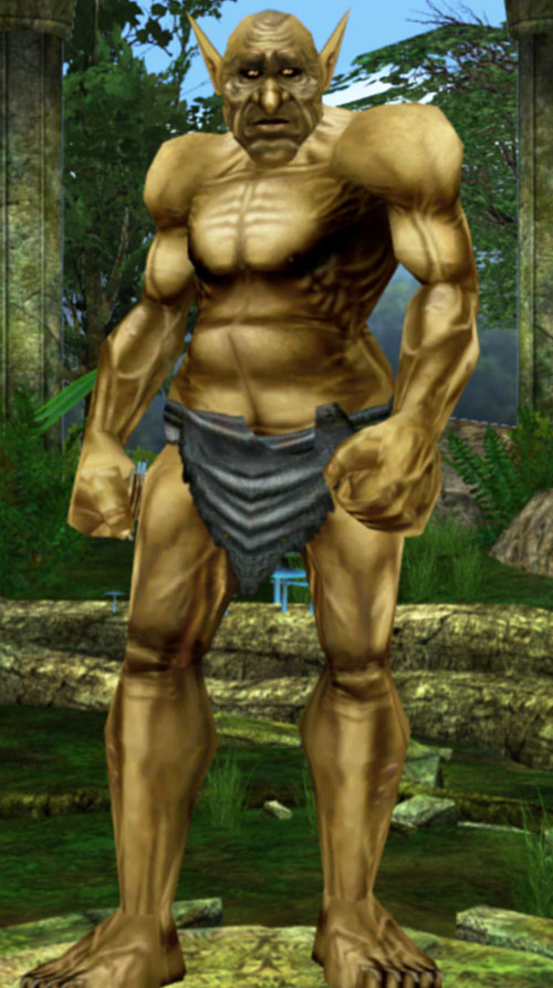 Sauryan  Everquest  Troll beastlord player character  Profile  Writeupsorg