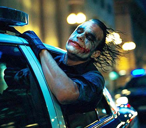 Batman The Dark Knight Car Wallpaper Joker Batman Dark Knight Movie Heath Ledger