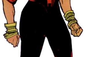 Lady Shiva - Pre-Crisis DC Comics - Richard Dragon - 1970s