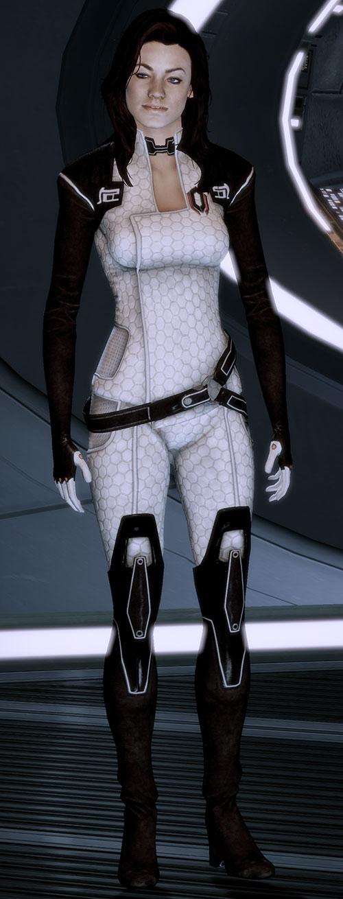 Miranda Lawson  Mass Effect 2  Character Profile  Writeupsorg