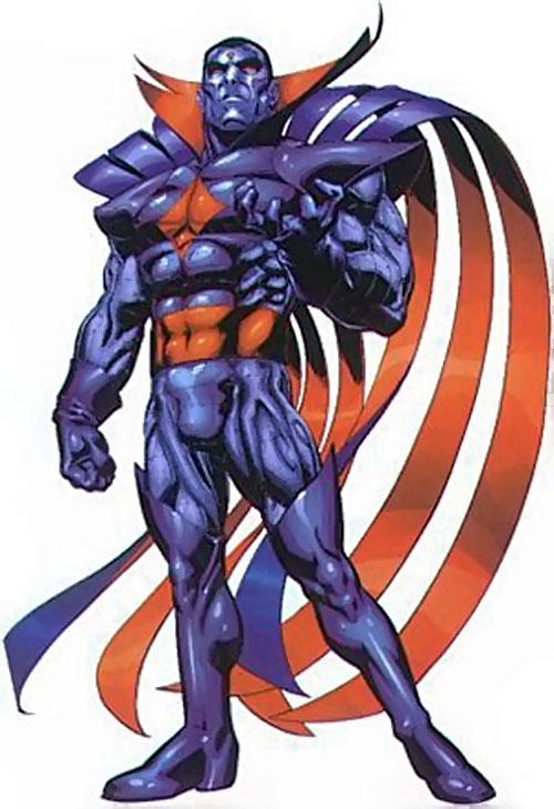 X Men Animated Series Wallpaper Mister Sinister Marvel Comics X Men Enemy Profile