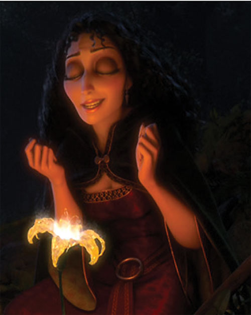 mother gothel tangled movie