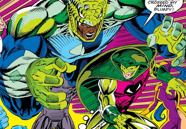 Image result for serpent society marvel