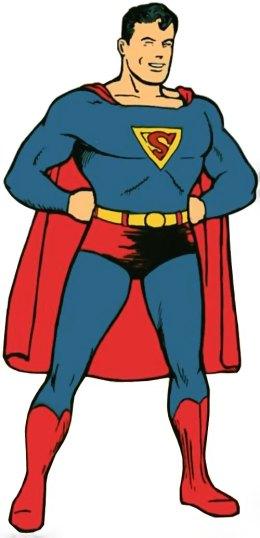 Image result for Superman 1938