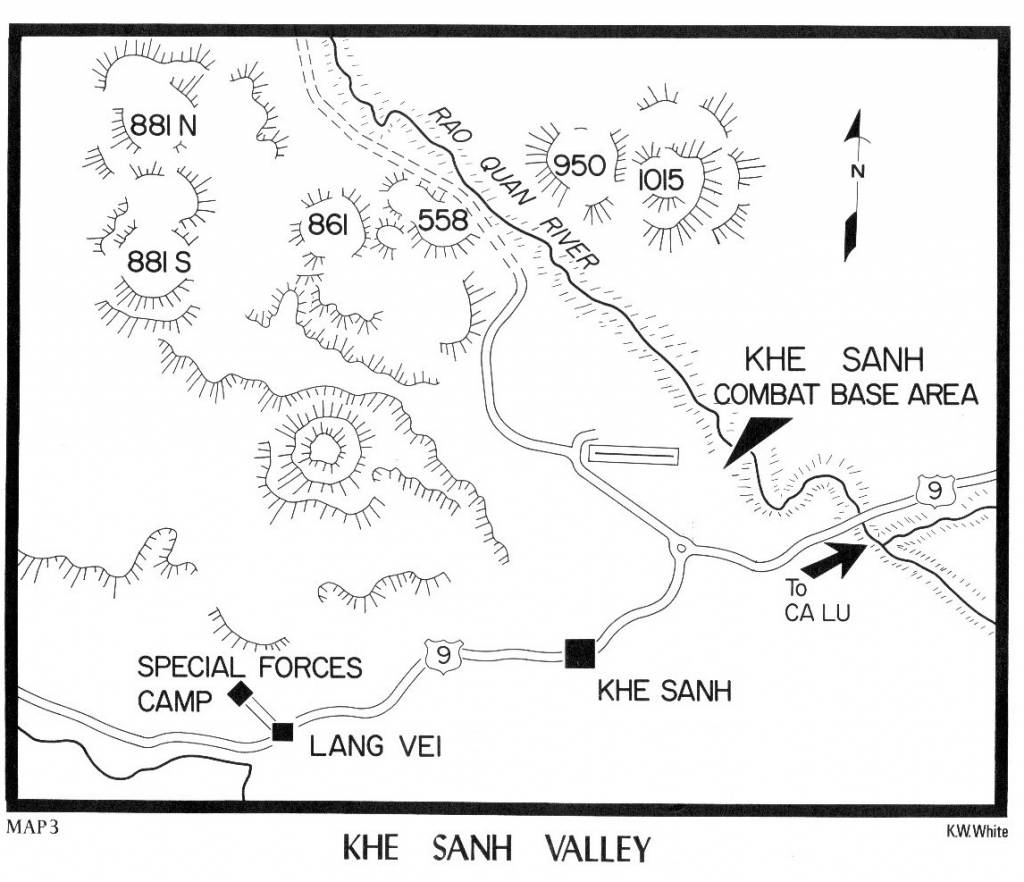 The 77 Day Siege At Khe Sanh This Is A Study Of The
