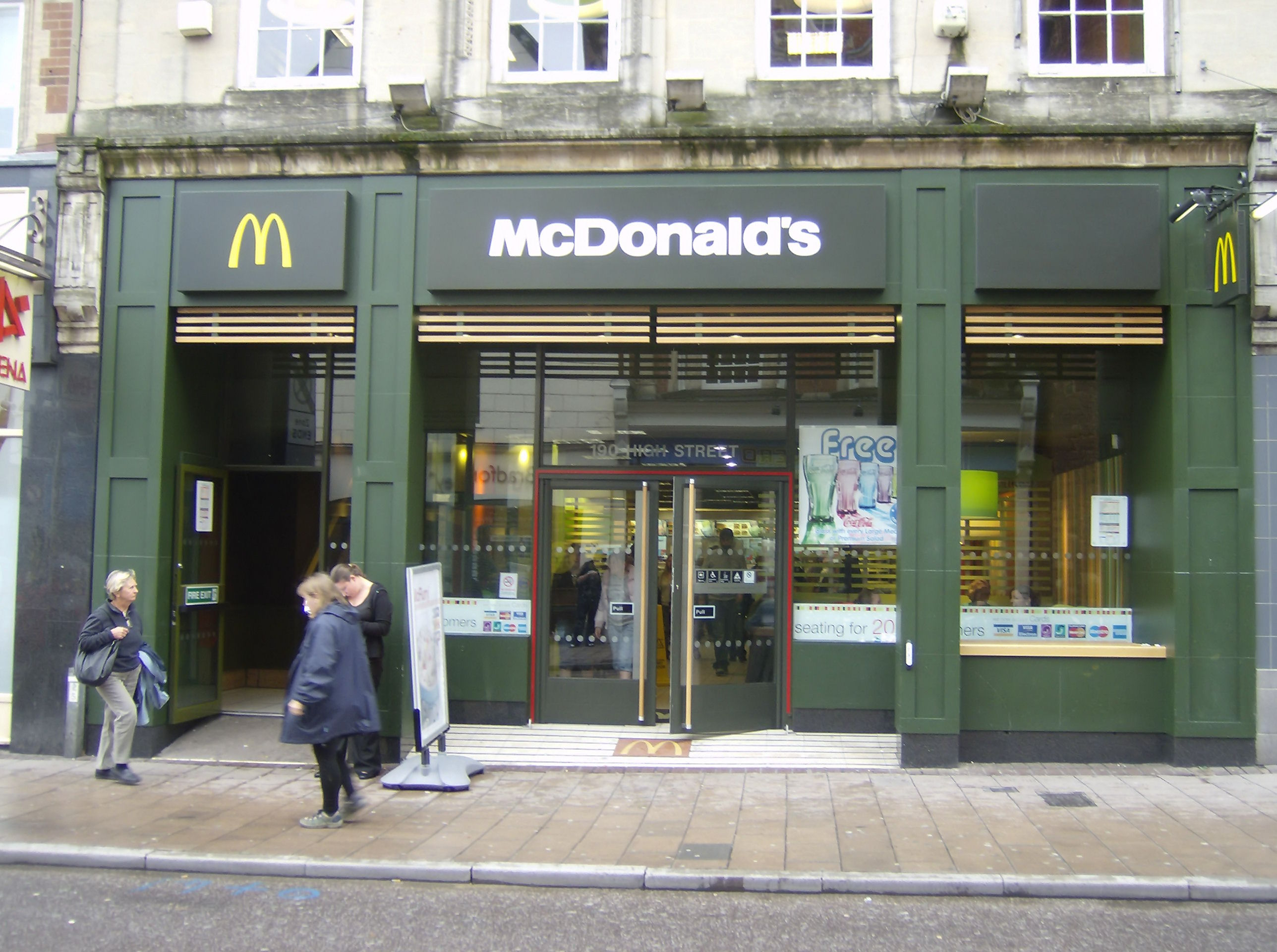 This paper is about the marketing techniques that McDonald's uses. - WriteWork