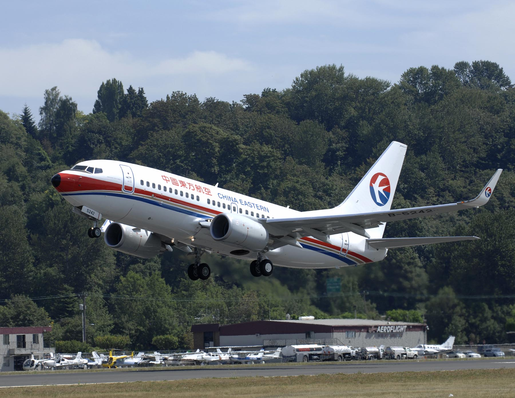 Financial Analysis on China Eastern Airline Company - WriteWork