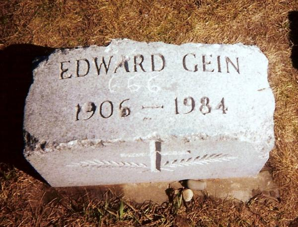 Ed Gein The Serial Killer Biography Written In A Speech Format
