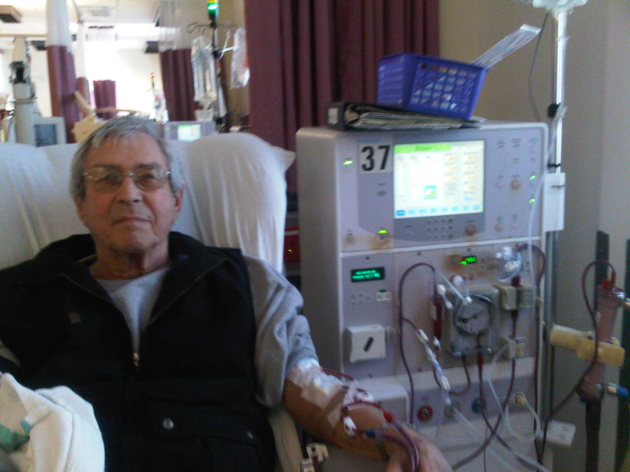 Prevention of Hypotension During Dialysis. - WriteWork