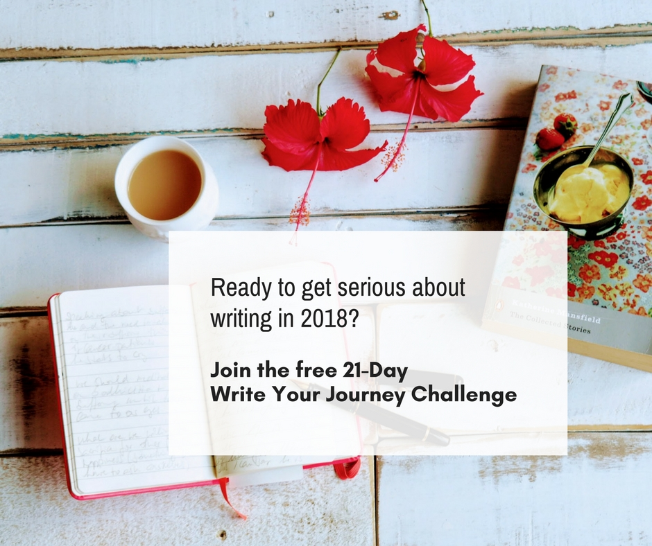 21-Day Write Your Journey Challenge