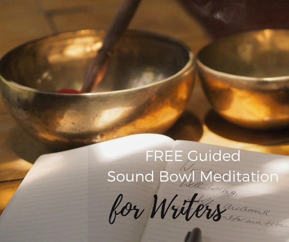 Guided Sound Bowl Meditation for Writers