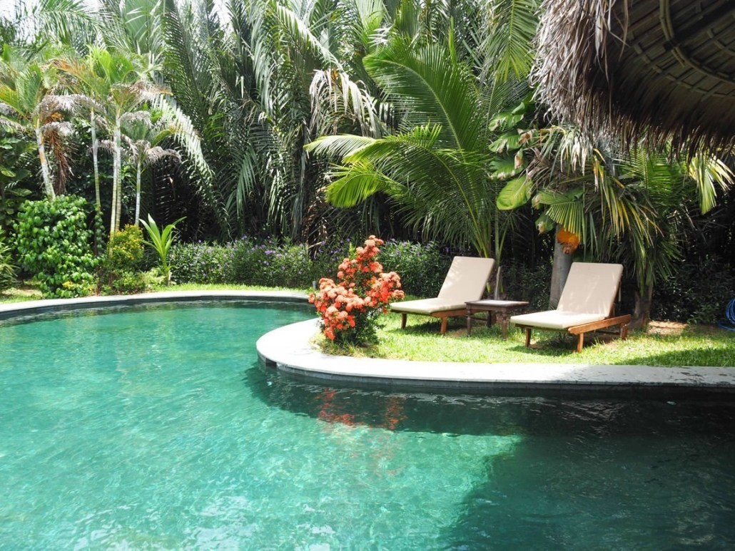 Writing and Yoga Retreat Vietnam - Our beautiful Pool at our Writing and Yoga Retreat in Hoi An