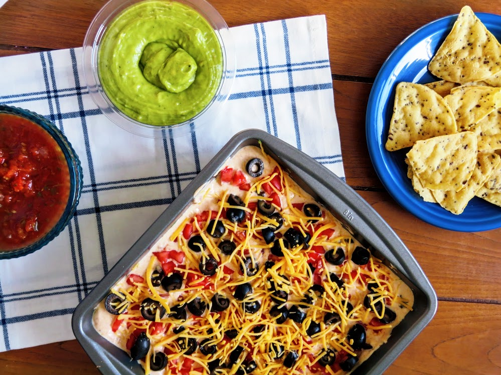 The 7 Layer Bean Dip That Will Change Your Mind About Eating Healthy