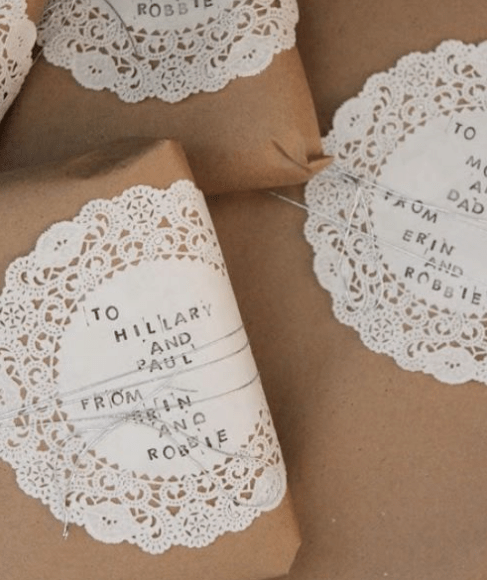 beautiful cheap wrapping ideas