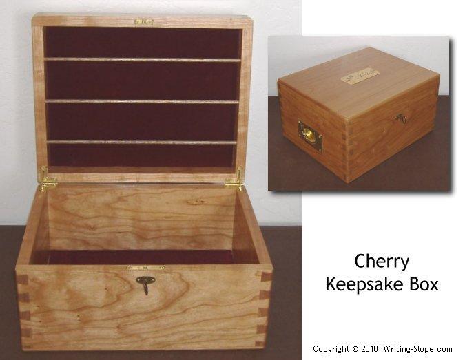 keepsake chest plans