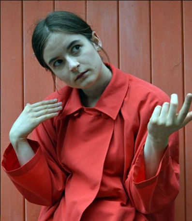 Eleanor Sikorski (photo: Clare Sikorska)