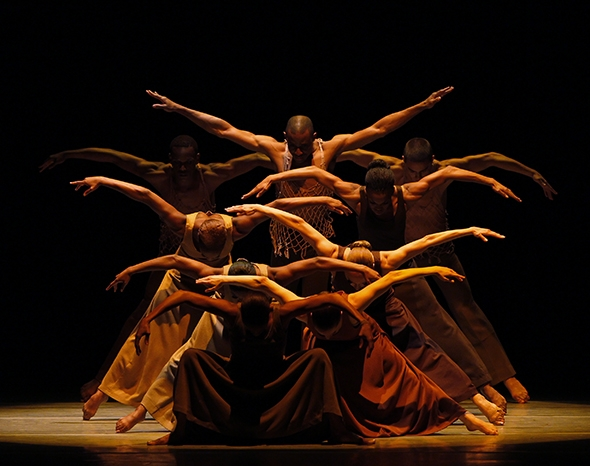 Alvin Ailey American Dance Theater in Revelations