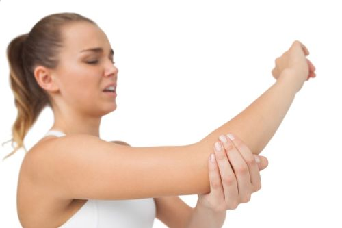 small resolution of  i ve felt a nagging and persistent pain in my elbow right between those two little bones on the underside if you hold your arm slightly bent
