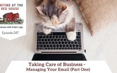 247 Taking Care of Business – Managing Your Email Part 1