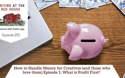 251 How to Handle Money for Creatives (and those who love them): Episode 1