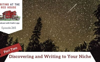 265 Discovering and Writing to Your Niche Part 2