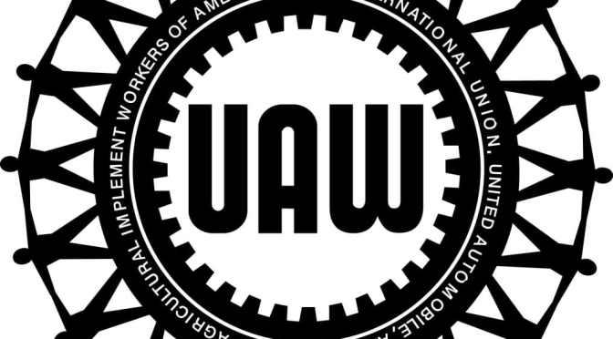 Wyndham Mortimer: Organizing the UAW