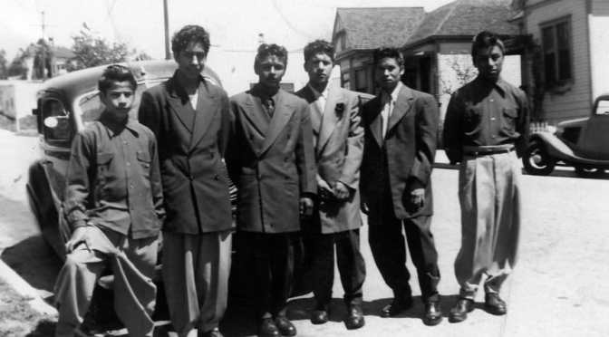 Pachucos in LA: Beatrice Griffith's American Me