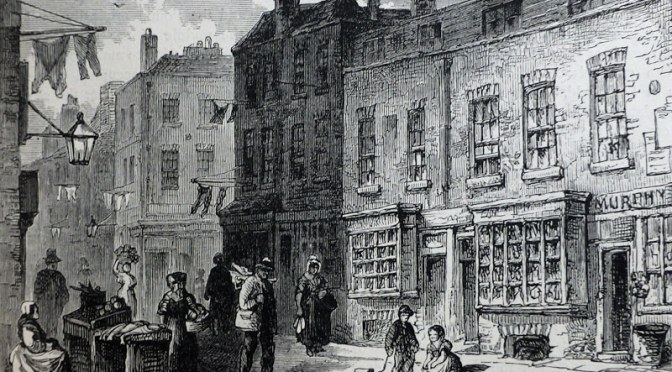 The Irish Quarter, Oxford Street