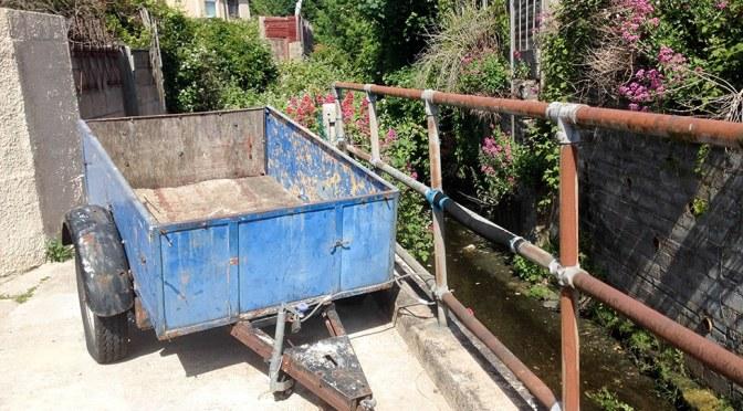 Finding Bristol's Brislington Brook