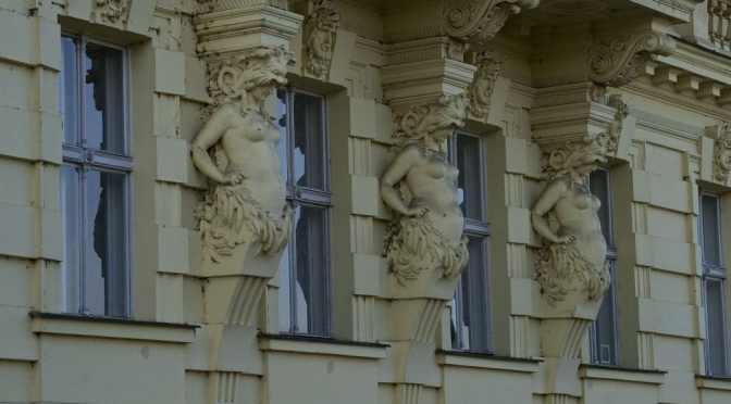 Prague's Erogenous Zones