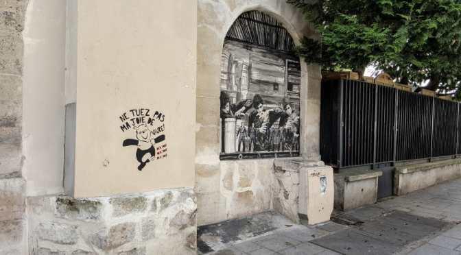 Paris Detournements