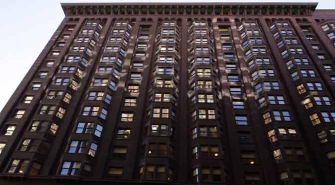 Henry Fuller's Chicago: The Monadnock