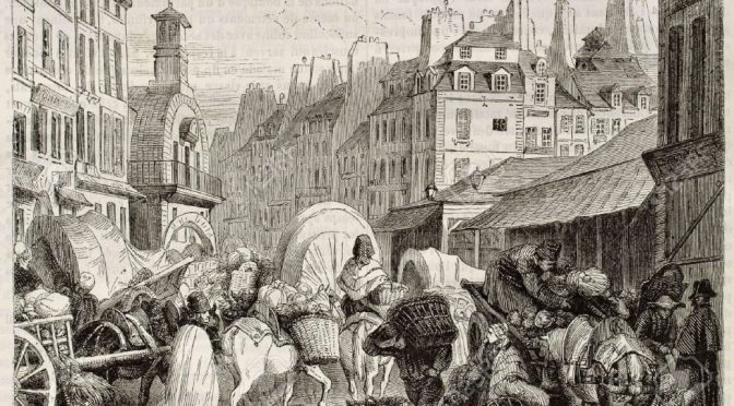 Victor Hugo's Paris in Les Miserables