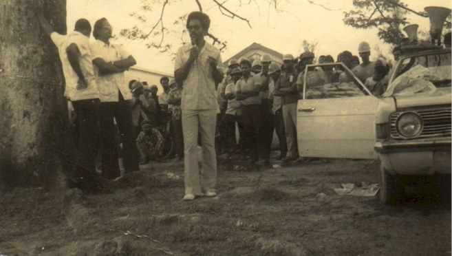 Walter Rodney: Imperialism's interconnected racisms