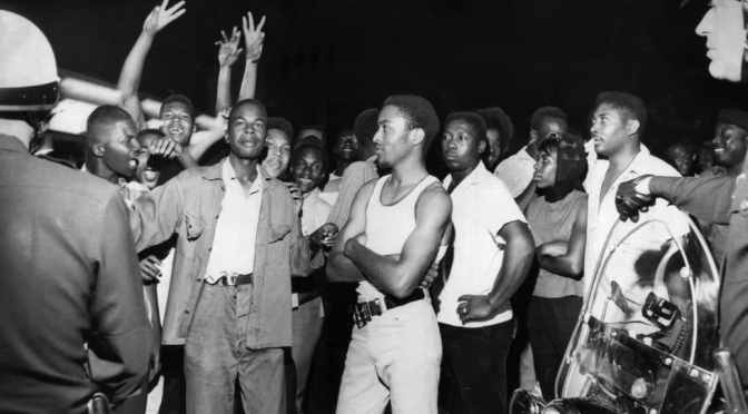The Watts Uprising: Sears & McConahay's Politics of Violence