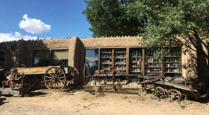 Resistance on the Turquoise Trail: Los Cerrillos