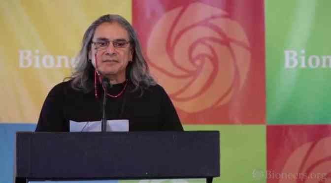 Enrique Salmón: American Indian Stories of Food, Identity and Resilience