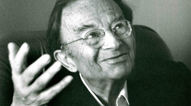 Erich Fromm: On Choosing Life