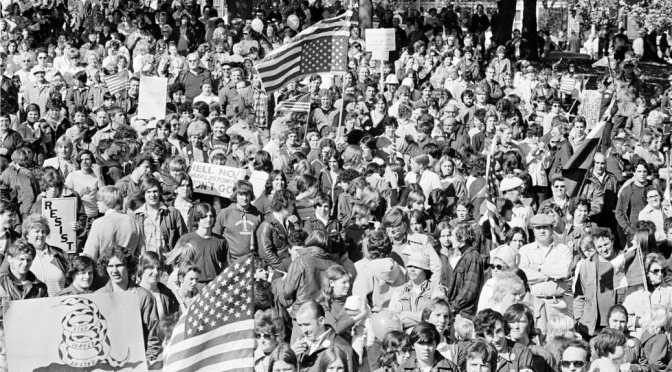 Robert Fisher on (Conservative) Community Organizing in the US: 1946-1960