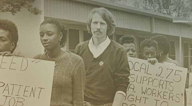 Fisher on community organizing through the 1970s